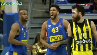 Jonah Bolden Highlights vs Fenerbahçe - 20.3.2018
