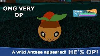 LOOMian LEGACY ROBLOX - C'est pourquoi Antsee est OP