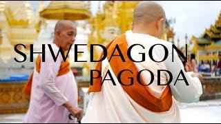 Shwedagon pagoda - A cinematic Myanmar