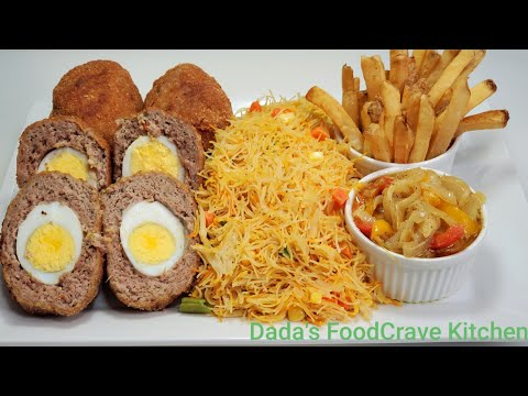 how-to-make-the-best-scotch-eggs-&-more-|-ramadan-recipe-|-dada's-foodcrave-kitchen