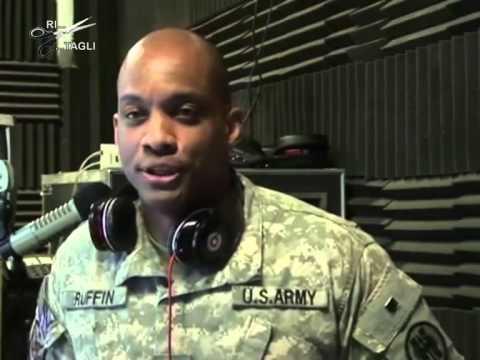 Radio de soldados USA se retira de Iraq