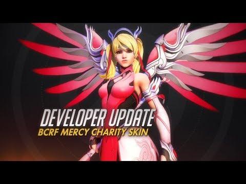Developer Update   Pink Mercy Charity Event   Overwatch