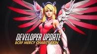 Developer Update | Pink Mercy Charity Event | Overwatch