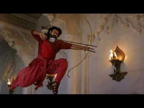 Heyyssa rudharrasa bahubali -2| BGM| M keeravani| official | background music