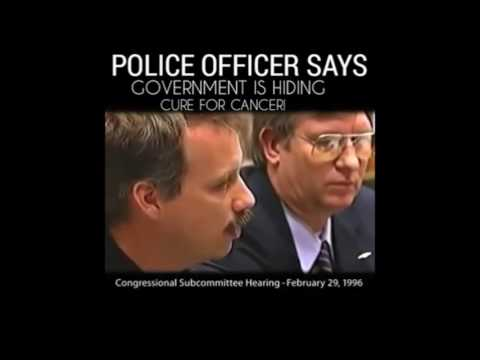 Police Officer Claims Government Is Hiding Cure For Cancer!