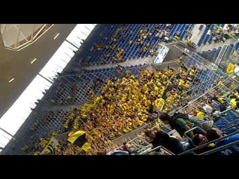 Störgeräusche gegen BVB-Block in Hoffenheim