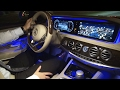 2017 Mercedes S Class Night Vision Test - Review View Assist Plus S350 AMG Camera Ambient
