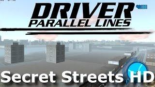 Driver Parallel Lines : Secret Streets HD
