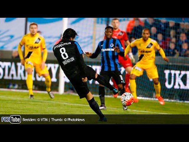 2015-2016 - Jupiler Pro League - 24. Club Brugge - Sporting Lokeren 2-1