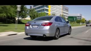 2015 Subaru Liberty - Under The Bonnet | Subaru Australia