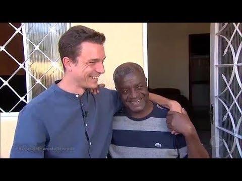 Filho de Marcelo Rezende faz descoberta emocionante ao reencontrar irmão adotivo de seu pai