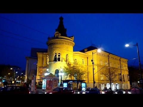 Belgrade, Serbia (Night Photos)