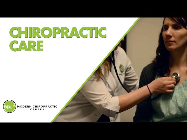 Chiropractic Care | Boise Idaho | Modern Chiropractic Center