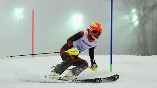 Yon Santacana Maiztegui (1st run) | Men's super combined visually impaired | Alpine skiing | Sochi