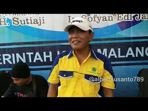 Cek Sound Ke 2 New MONATA HUT Kota Malang Ke 105