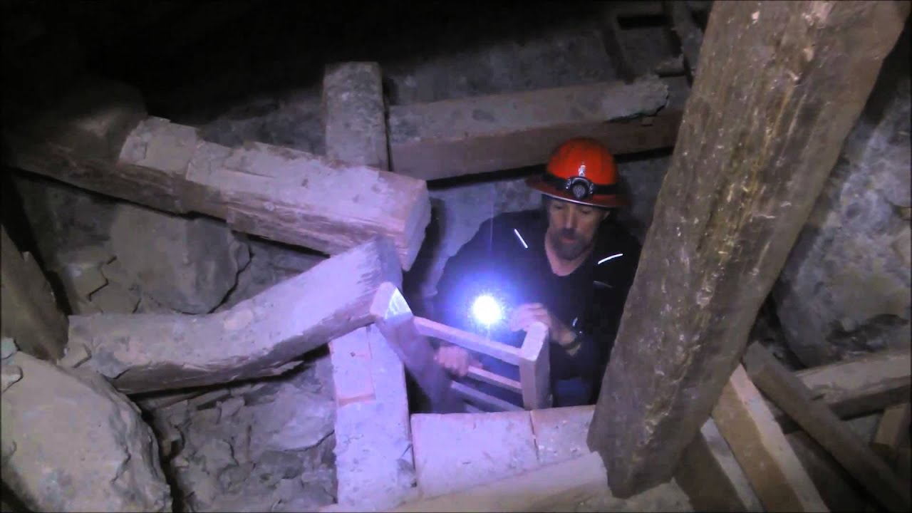 Found! Secret Gold Mine and Mining Camp Hidden in the ...