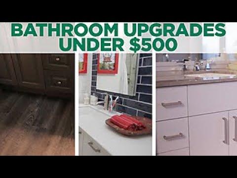 3-bathroom-upgrades-under-$500---hgtv