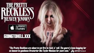 The Pretty Reckless - Heaven Knows (Official Audio)