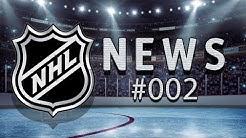 NHL NEWS #002 - Kader der Las Vegas Golden Knights steht fest