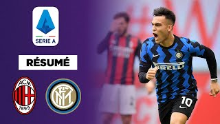 🇮🇹 Résumé - Serie A : L'Inter torpille l'AC Milan et prend le large en tête