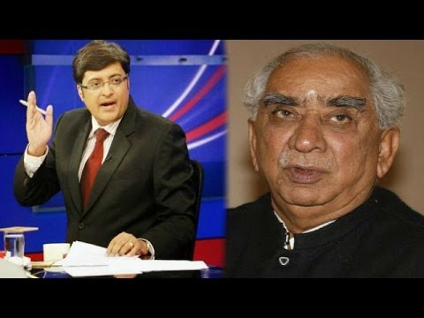 The Newshour Direct: Jaswant Singh (24th March 2014)