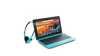 """RCA 11.6"""" HD 32GB QuadCore Android Tablet w/Keyboard"""