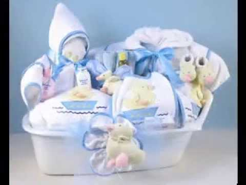Diy Unique Baby Shower Gifts Decorating Ideas Youtube