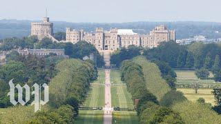 Bidens meet with Queen Elizabeth II at Windsor Castle - 6/13 (FULL LIVE STREAM)