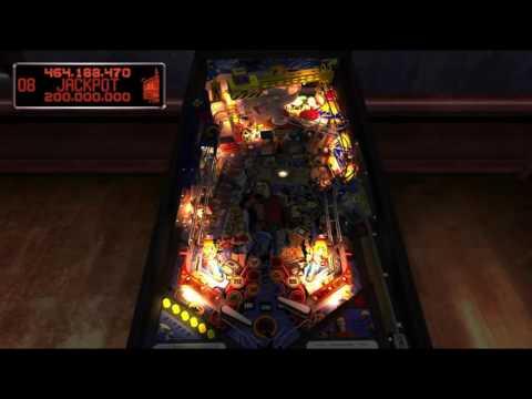 Pinball Arcade - Last Action Hero