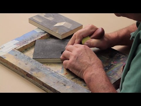 Lino & Relief Printmaking with Franz Spohn