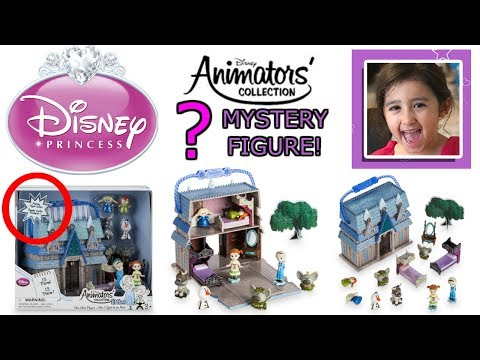 disney-animators'-collection-elsa-micro-play-set-review-and-mystery-figure-reveal-[4k]