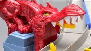 Top Ten Hot Wheels Fearsome Creatures - Dragons - Sharks - Bones - T-Rex - Cobra -  Scorpion