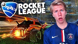 BILER SOM SPILLER FOTBALL!? (Rocket League)