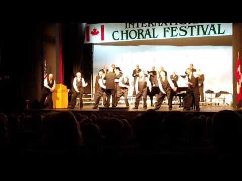 Camerata Club- Yakima, WA- International Choral Festival- Trail, BC- Drunken Sailor