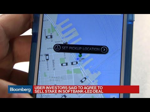 Uber Investors Said to Sell Stake in SoftBank-Led Deal