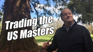 Betfair trading strategies - Trading Golf - US Masters