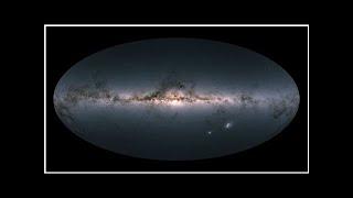 видео Создана самая подробная на данный момент карта Млечного Пути