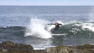 Scoring surf in NEW HAMPSHIRE AND MAINE