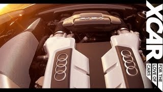 Audi R8 - XCAR Feature, Director's Cut