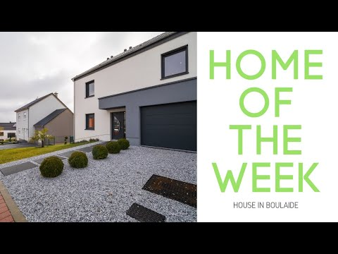 Home Of The Week - #025 -  Boulaide