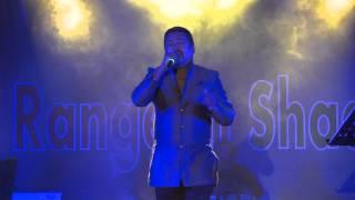 EK RANGEEN SHAAM 2016 Live show YAAD AA RAHA HAI Yaseen Ali