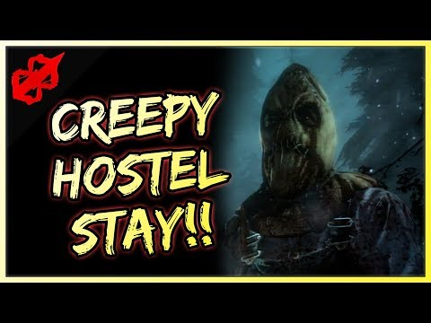 1 Scary Hostel Horror Story - What were they going to do to me!? - Nightmare Fuel!!