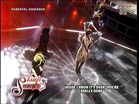 NINA sings I Stay in Love - ASAP 09