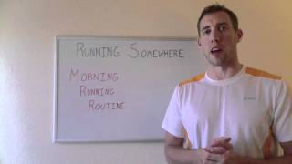 RunSome Daily Running Tip: Morning Running Routine
