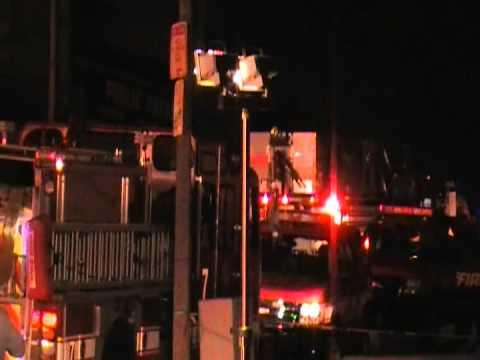 3rd Alarm Hazmat Fire Back Bay Boston, MA 10