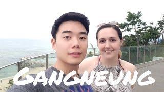 Travel Korea: Gangneung!  Korea's beautiful east sea