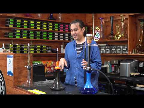 BEST HOOKAH of 2020 from Russia NUBE UNIQUE | Tips & Review | Shisha Unboxing
