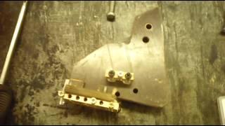 Как сделать регрувер для нарезки протектора шин своими руками