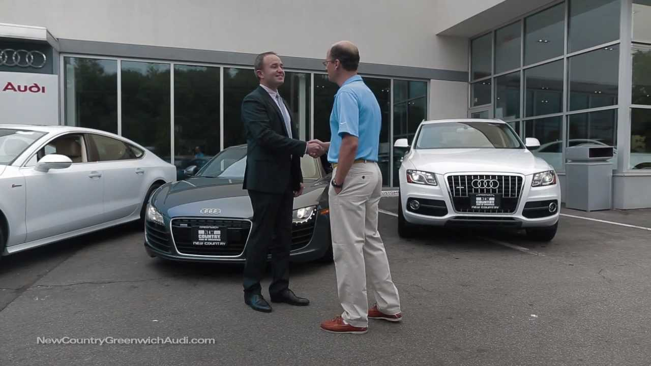 New Country Audi Of Greenwich By VISPOLTV YouTube - Audi greenwich