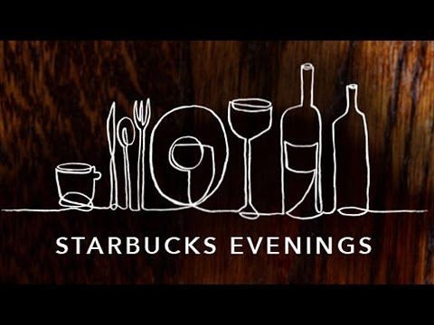 Starbucks Evenings Promo